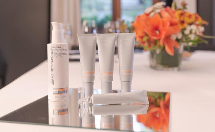 B-Calm trattamento ipoallergenico per pelli sensibili